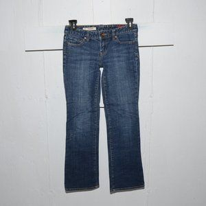 X2 by Express slim boot womens jeans size 4 R 6724